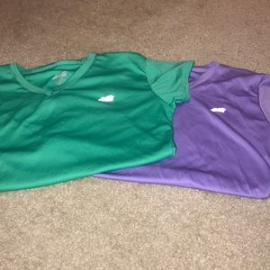 BUNDLE OF WORKOUT TOPS